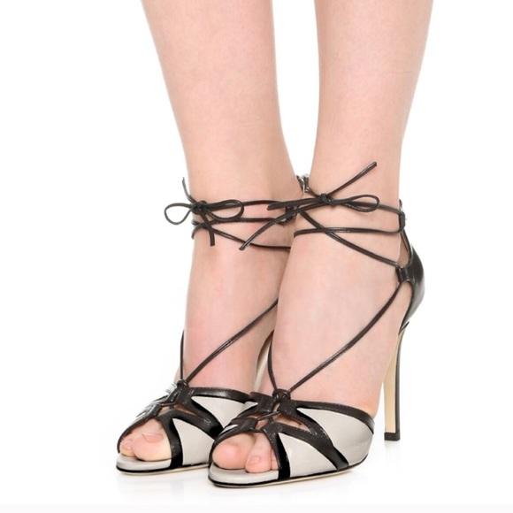 be6eab776347a0 LK Bennett 10 Lace Up Sandal